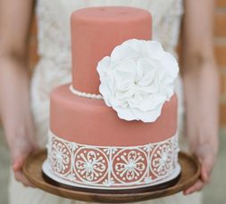 Organic Wedding Cakes in Coulterville CA
