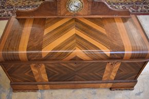 One of our vintage cedar chests for sale