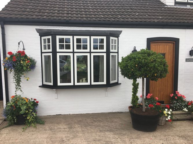 Exterior painting Winsford, Cheshire