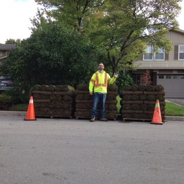 Fresh sod for lawn installations makes for greener grass in GTA