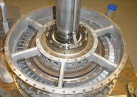 Replace all blades, vanes, bearings and seals to restore your turbine to zero-hour condition