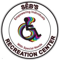 Sēb's Recreation Center is OPEN TO ALL...