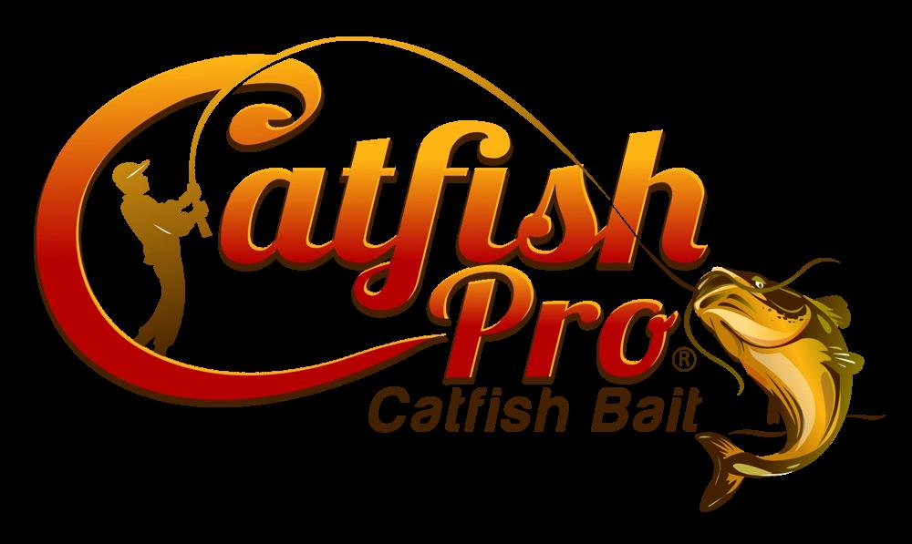 Catfish Pro Catfish Bait Logo