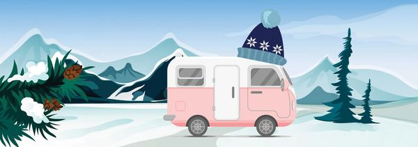 Let Smoky Mountain RV Service winterize to protect your RV and your investment.