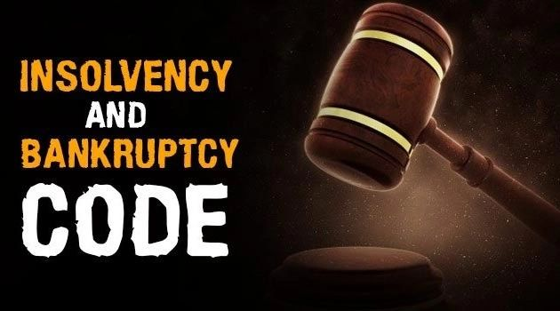 indian bankruptcy code