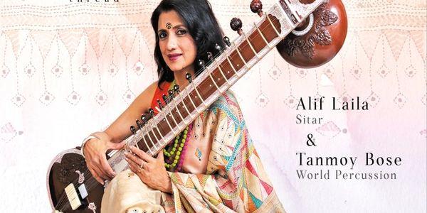 Alif Laila Sitar - Indian Classical Sitar Music, World Music