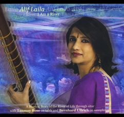 Fusion album of Sitar, Tabla & Jazz Saxophoe.