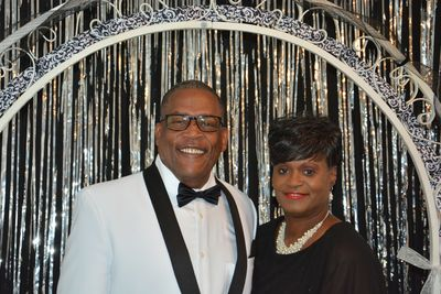 Pastor Dayle Perry and First Lady Brenda Perry