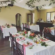 bridal shower space, baby shower space