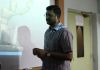 JHI Animation Faculty, Senthil Velan during the an Animation Fundamentals for Production Workshop in Hyderabad, India.