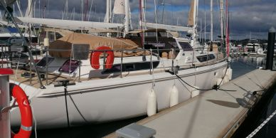 Yacht Delivery Solutions delivered this Amel 54 in NZ