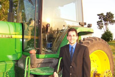 JOhn Schwarz-Farmer and Attorney