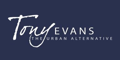 Tony Evans, the urban alternative, ministry broadcast, radio ministry, audio sermons the Kingdom man