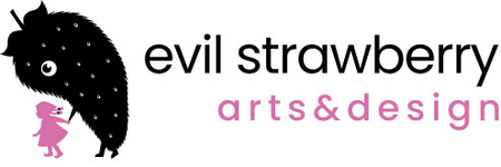 Evil Strawberry Arts and Design