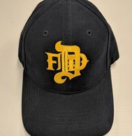 Denver Fire Department logo ball cap baseball hat