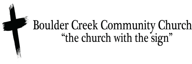 Boulder Creek  Community Church