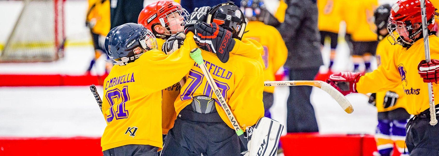 youth hockey league the carolina icezone