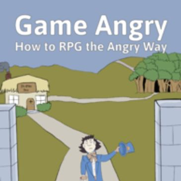 Game Angry is an excellent resource for new and experienced table-top role-playing game masters.