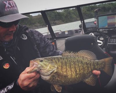 Experience guided adventures by elite professionals of the fishing industry- Lake Erie Bass Charters