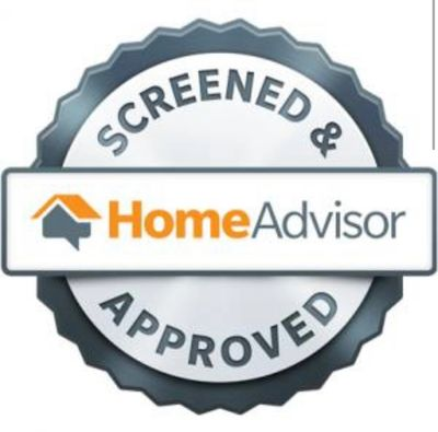 HomeAdvisor 5 star rated