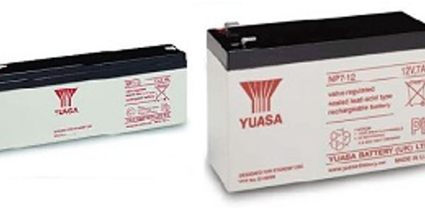 Security Alarm 12v Battery Replacement