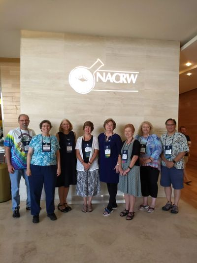 2018 NACRW Board (Naples Grande Beach Resort)