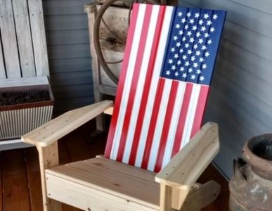 Our American Pride Chair