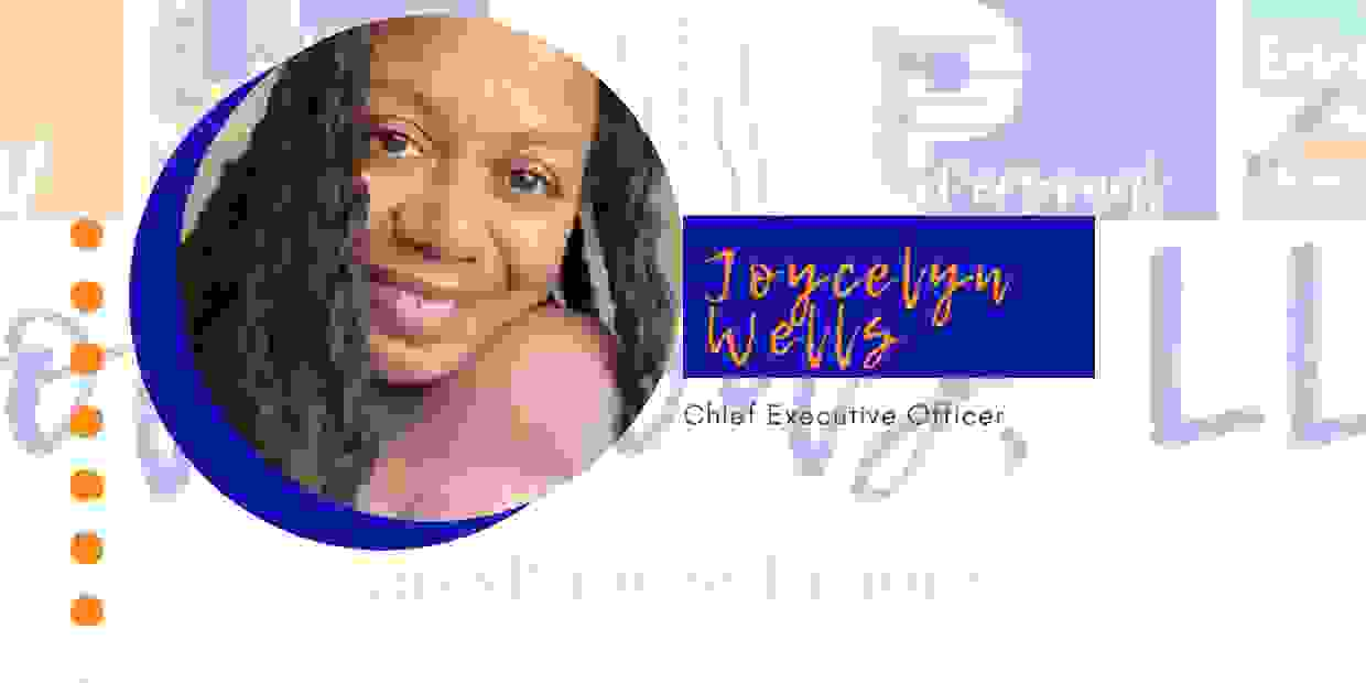 Joycelyn Wells, CEO, my shape solutions, publishing, author, podcast, empowerment