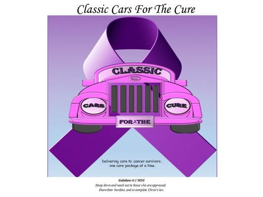 Classic Cars For The Cure
