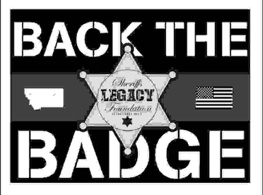 DO YOU BACK THE BADGE