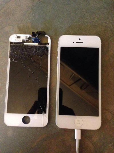 iPhone Screen Replacement Dunfermline