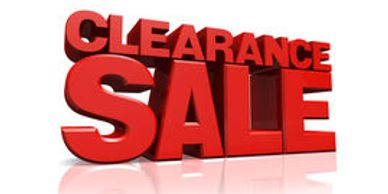 Clearance Sale on fragrance products and scents. You will find great deals that will fit any budget