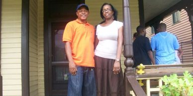 Consultants Bruce and Trina Howard