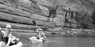 Kayaking the Buffalo River