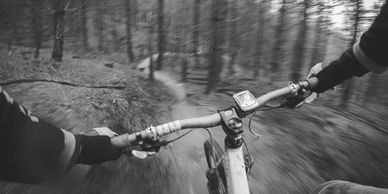 Mountain biking in Eureka Springs