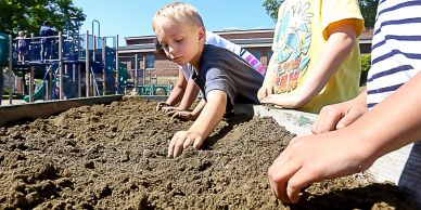 keene children kids garden childcare