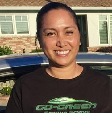 April Thompson California Driving School Instructor