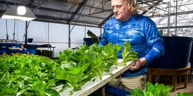 Hoping to sprout success: Cutting-edge 302 Aquaponics takes shape in Dover