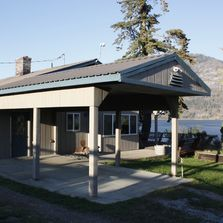The Lake Pend Oreille estate home on a horse ranch is a showpiece at Hawkins Point