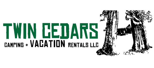 Twin Cedars Camping and Vacation Rentals