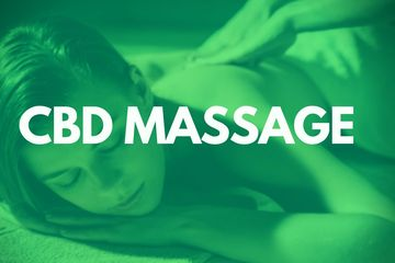 Mary's Nutritionals CBD Massage Oil  & Muscle Freeze