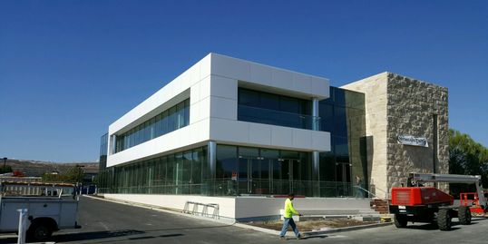 Aluminum Composite Panel Systems