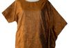 Sterling Crinkle Asymmetric Top copper $70