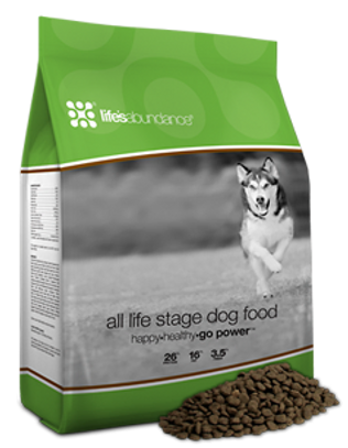 All Stages of Life Dog  and Cat Food