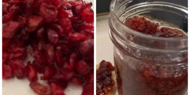 BARBERRY PRESERVES