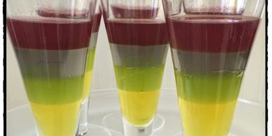 Ribband Jelly (Gelatine)