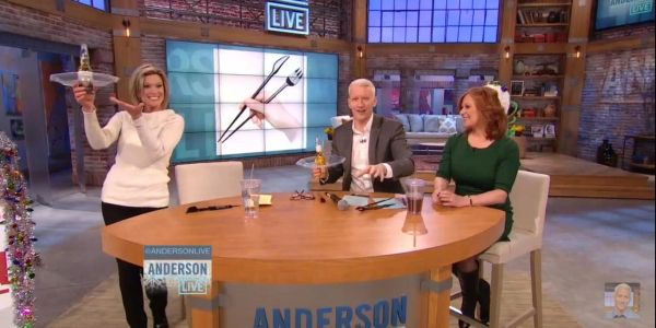 Anderson Cooper thinks they're pretty nifty too!