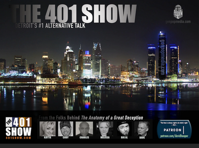"The 401 Show is Detroit's #1 Alternative Talk.  More of a weekly ""Docu-Cast"".  By genpopmedia."