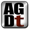 The AGD Trilogy Logo Button by GenpopMedia.  (Anatomy of a Great Deception by David Hooper).