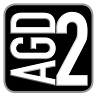 Button logo for AGD2: The Anatomy of a Great Deception - PART 2 by Genpopmedia & David Hooper.